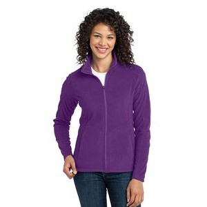 Port Authority® Ladies' Microfleece Jacket