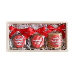 Gourmet Cookie Set Crate