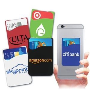 Smart Cell Phone Wallet