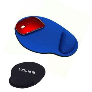 EVA Mouse Pad with Wrist Rest