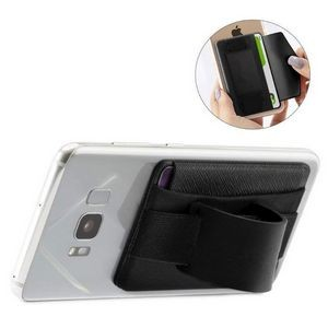 Phone Card Case with Hand holder