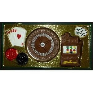 Casino Chocolate Set