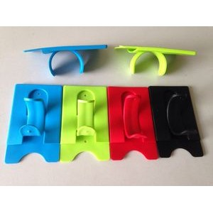 Silicone Media Pocket Stand