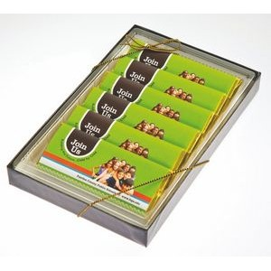Six Wrapper Bar Gift Box