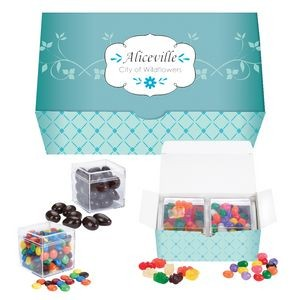Cube Shaped Candy Set