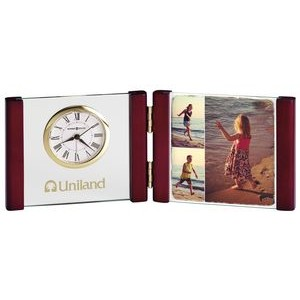 Howard Miller Hadin photo frame clock