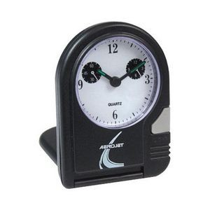 Folding Travel Alarm w/ Lighted Dial