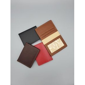 Business Leather Credit Card Case