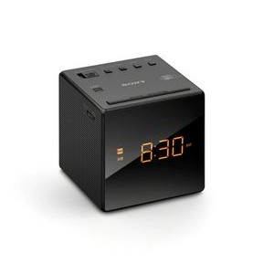 Sony Alarm Clock with AM/FM Radio