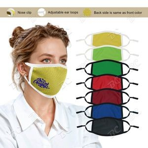 HOLIDAY 3ply Reusable Cooling Face Mask -US Stock