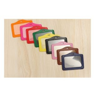 ID Cards Badge Holder with 1 ID Window